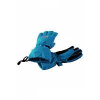 Зимние  перчатки для мальчика  Reimatec Kiito 527295-6490. Размеры 3-8.