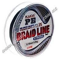 Плетенка BRAID LINE KAIDA strong YX-112-12