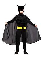 Бетмен карнавальный костюм детский