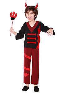 Чертенок карнавальный костюм детский