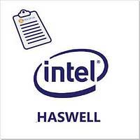 История процессоров Intel: Haswell (4-е поколение, июнь 2013)