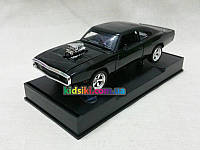 Автопром метал  модель машины 1970 Dodge Charger RT