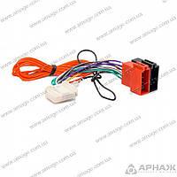 Переходник AWM Авто-ISO 160-215 для штатной магнитолы Nissan/Subaru (new)
