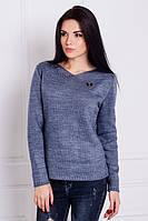 Женский вязаный свитер Philipp Plein в расцветках