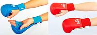 Перчатки для каратэ DAEDO (PU, р-р S-XL)