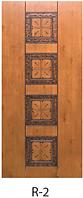 """Входная дверь """"Портала"""" (серия Премиум) модель R-2"""