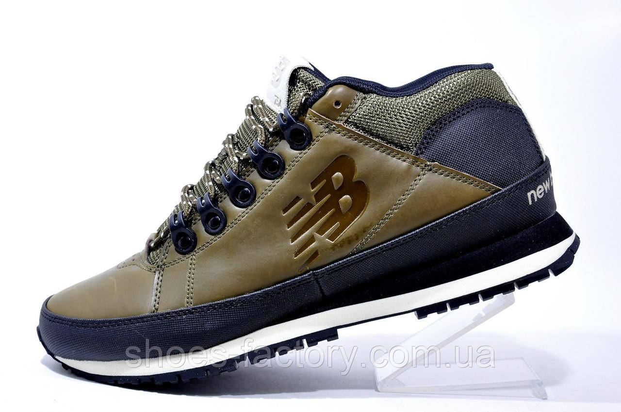 Ботинки мужские в стиле New Balance H754BGY, Olive