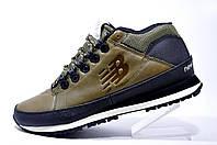 Ботинки мужские New Balance H754BGY, Olive