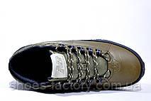 Ботинки мужские в стиле New Balance H754BGY, Olive, фото 2