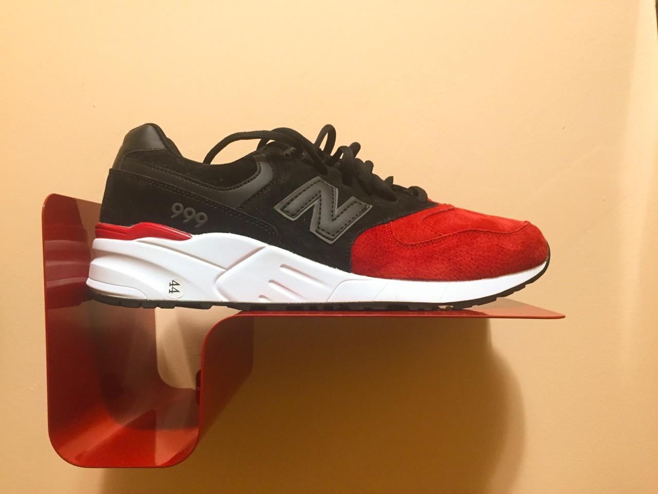 Мужские замшевые кроссовки New Balance 999 (натуральная замша)