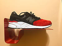 Мужские замшевые кроссовки New Balance 999 (натуральная замша), фото 1