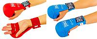 Перчатки для каратэ EVERLAST (PU, р-р S-XL)