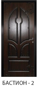 """Входная дверь """"Портала"""" (серия Премиум) модель Бастион-2"""