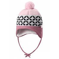 Зимняя шапка для девочки Reima Unonen 518415-4320. Размеры 34 - 44., фото 1