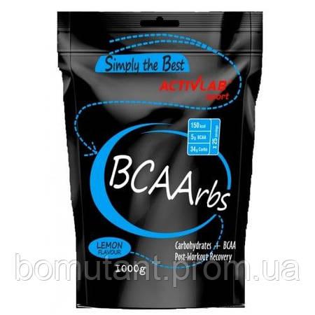 BCAArbs 1 кг лимон Activlab