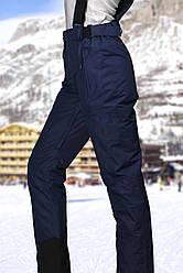 Брюки горнолыжные женские Freever 6708