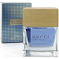 Gucci  Pour Homme II 100ml    мужская туалетная вода  (оригинал)
