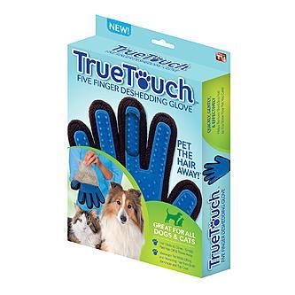 Фурминатор перчатка для вычесыванияTrue Touch