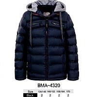 Куртка утепленная на мальчиков Glo-story, 134/140-170 арт. BMA-4320