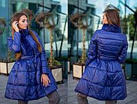 Женское оригинальное молодежное пальто, в расцветках, разные размеры