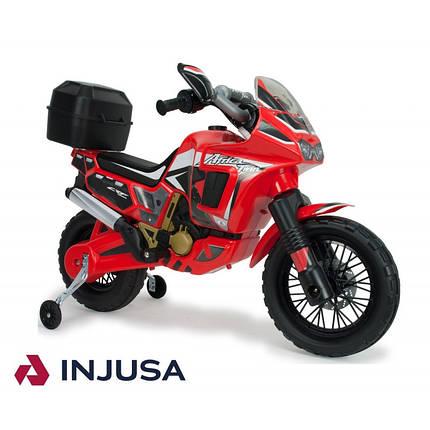 Детский электромотоцикл HONDA Africa Twin, фото 2
