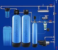 Монтаж систем очистки воды на производствах, Львов и область.