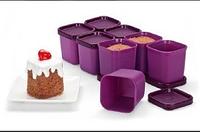 Порционные контейнеры 101 Микрогурмэ( 80 мл) 8 шт.,Tupperware, фото 1