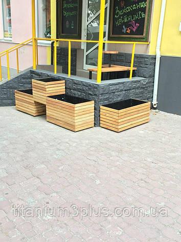 Ящики для дерев Loft, фото 2