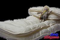 """Lotus"" Детское одеяло Magic Fly (сатин / нанофайбер) 95*145 см"
