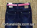 Джинсовые брюки для девочек SEAGULL 116-146 р.р., фото 4