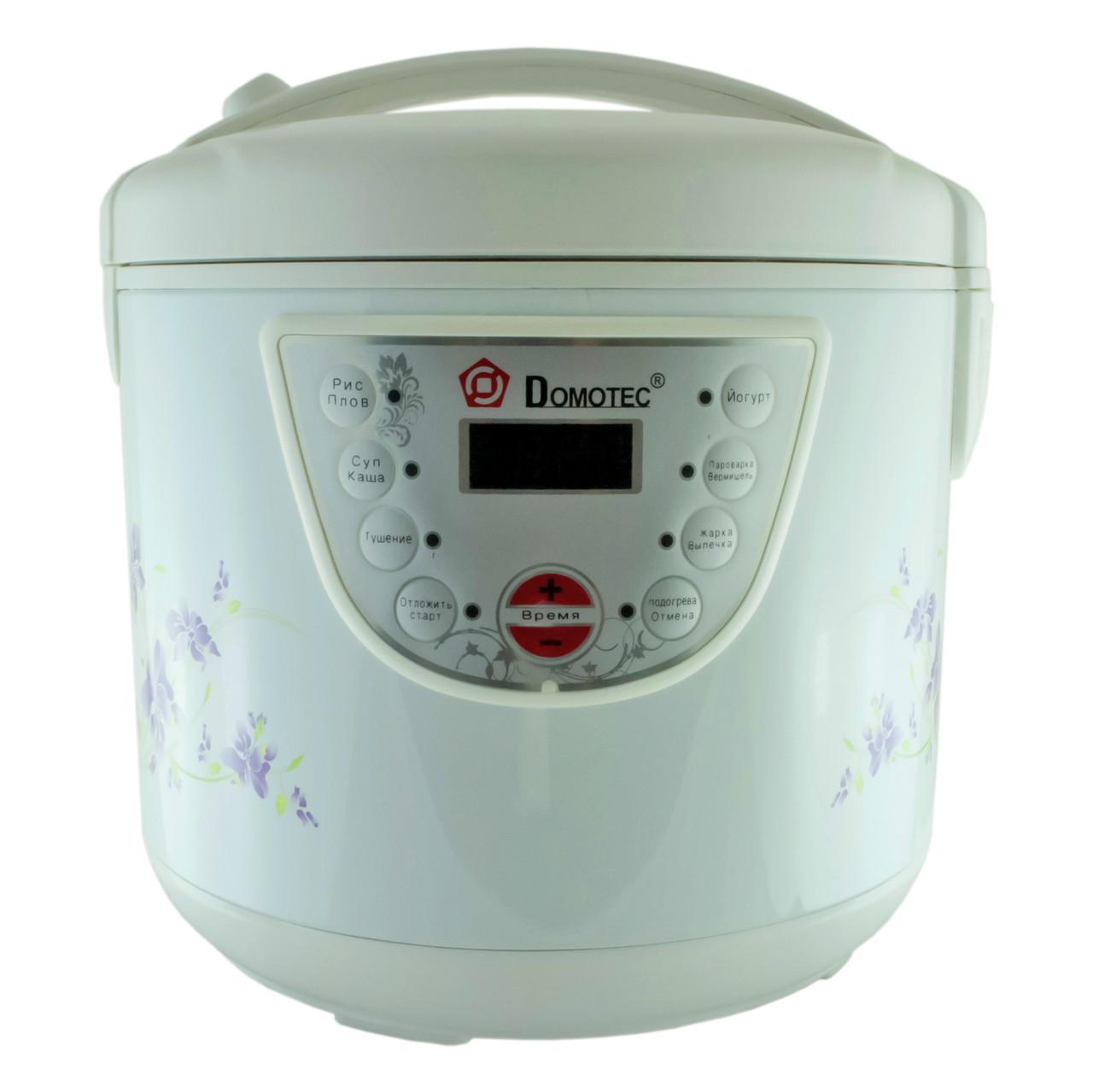 Мультиварка Domotec 1000Вт 9 программ приготовления