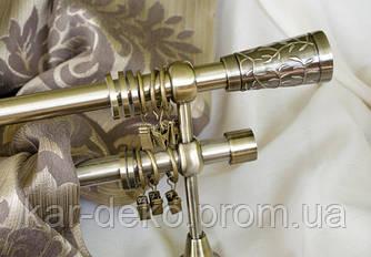 Карниз трубчатый для штор Севилия