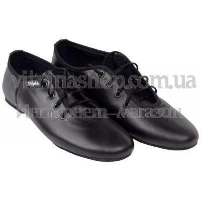 Обувь для современных танцев джазовки низкие из натуральной кожи  - Интернет-магазин Vitrina Shop в Днепре