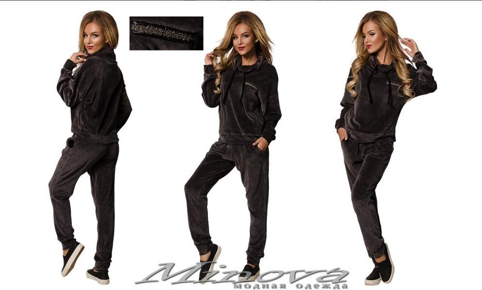 ed84e89a9804 Спортивный костюм женский недорого в интернет-магазине Minova ( р. 42-50 )