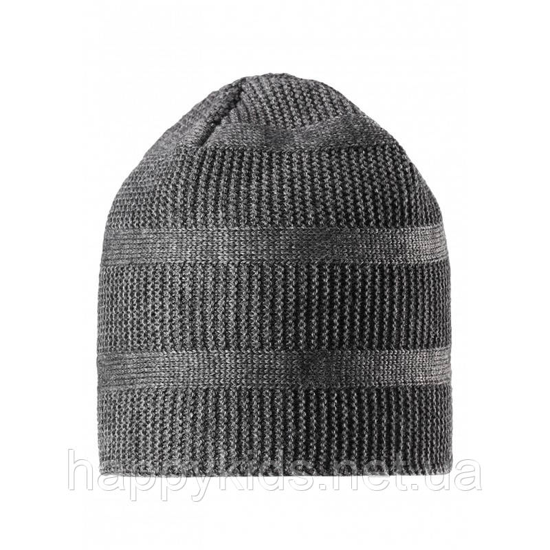 Зимняя шапка для мальчика Reima Pettu 528564-9730. Размеры 50-54.