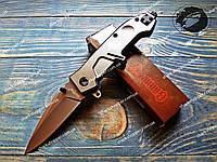 Нож складной X-02 Десантник полуавтомат