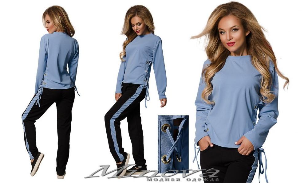 acbd092decdf Спортивный костюм женский недорого в интернет-магазине Minova ( р. 42-46 )