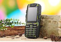 ЭКСТРИМ ТЕЛЕФОН PowerBank (9800 мАч) GooPhone A6 ПЫЛЕВЛАГОЗАЩИЩЕННЫЙ 2-СИМ КАРТЫ