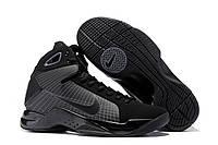 Кроссовки Nike Hyperdunk 2008 Black Black-Anthracite