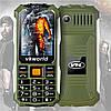 Экстрим Телефон VKworld Stone V3S Пылевлагозащищенный 2-СИМ карты