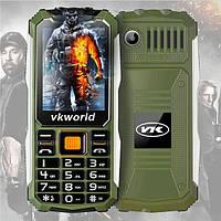 Экстрим Телефон VKworld Stone V3S Пылевлагозащищенный 2-СИМ карты, фото 1