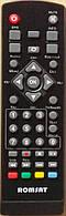 Пульт от тюнера эфирного цифрового телевидения Т2 Romsat TR-1017HD