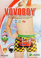 Трусы детские боксёры х/б «VOVOBOY» размер L