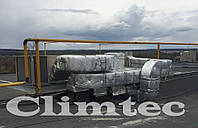 Монтаж промышленной вентиляции