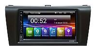 Штатная магнитола Mazda 3 2003-2008 android 7.0 (MK-1002) INCar
