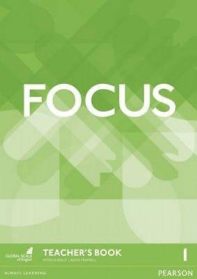Книга учителя Focus 1 Teacher's Book + DVD-ROM