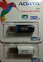 Флеш накопитель Adata С906 32 гб черный, белый