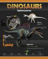 Общая тетрадь 60 листов Мрії Збуваються клетка 1887к Динозавры (TA5.6011.1887)