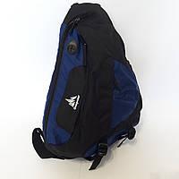 Стильный спортивный рюкзак One polar W1249 на одно плечо 20 л прочный качественный