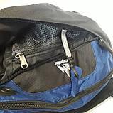 Стильный рюкзак сумка 20 л One Polar 1249 на одно плечо спортивный черно синий, фото 8